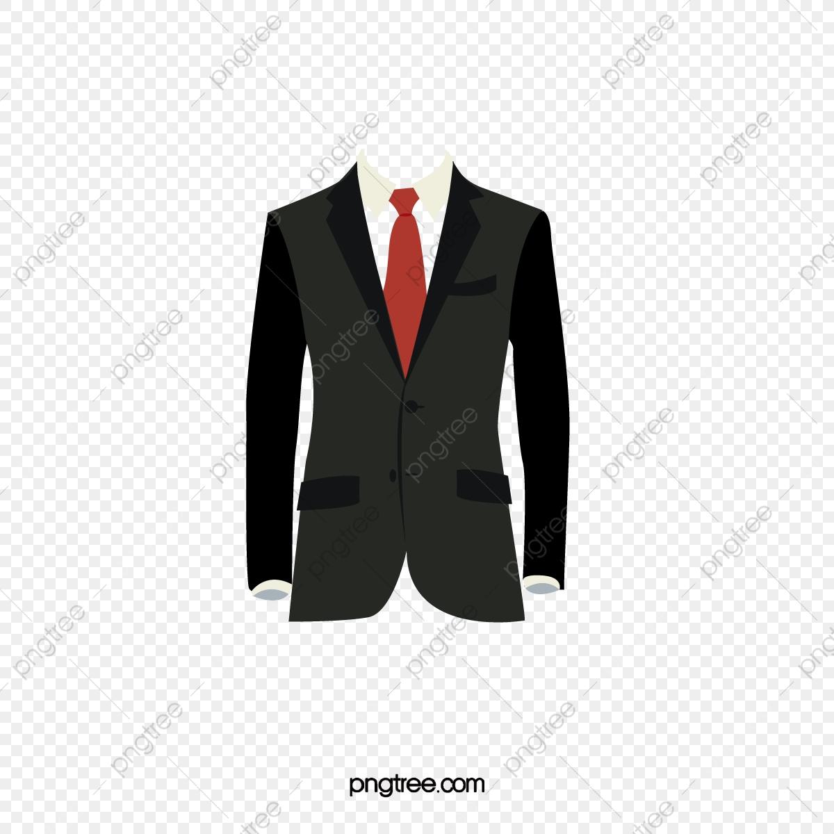 Black Suit, Men's Tops, Men's Clothing, Suit PNG Transparent Clipart.