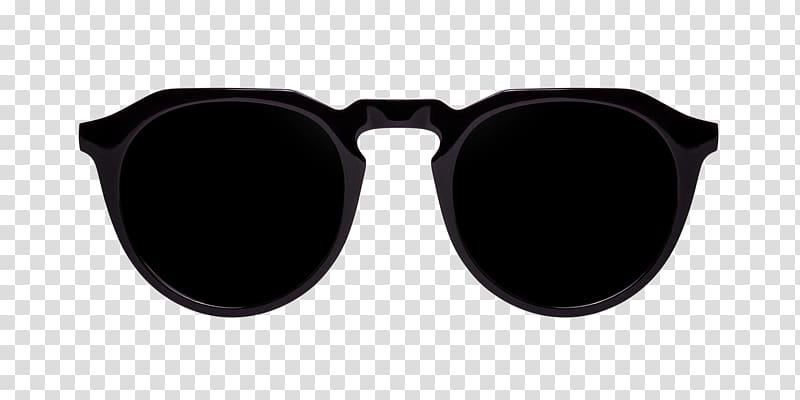 Aviator sunglasses Hawkers Carbon black, black sunglasses.