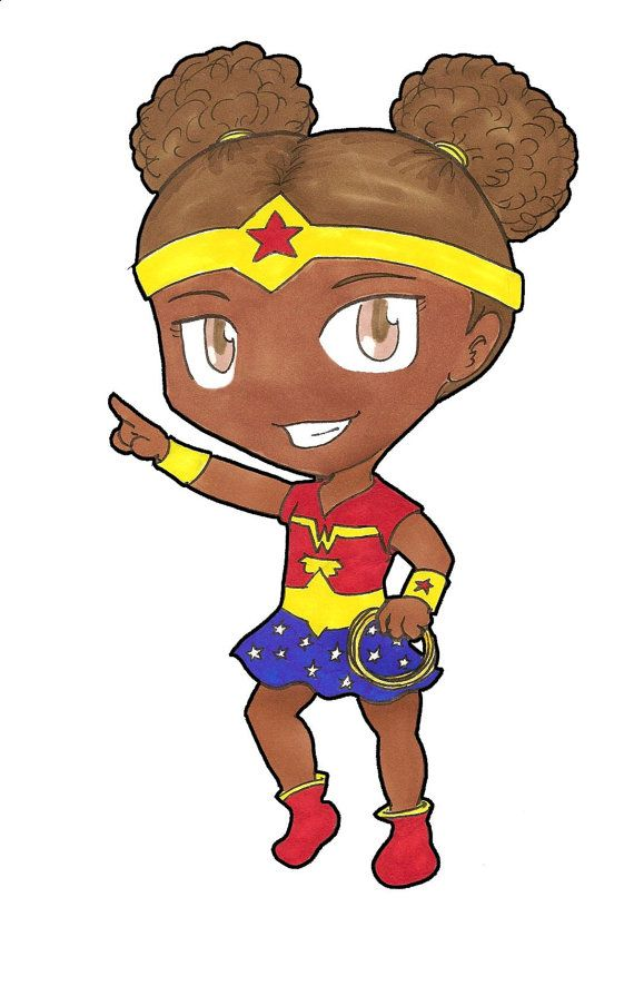 Little Wonder Woman (Nubia) bodysuit or tshirt.