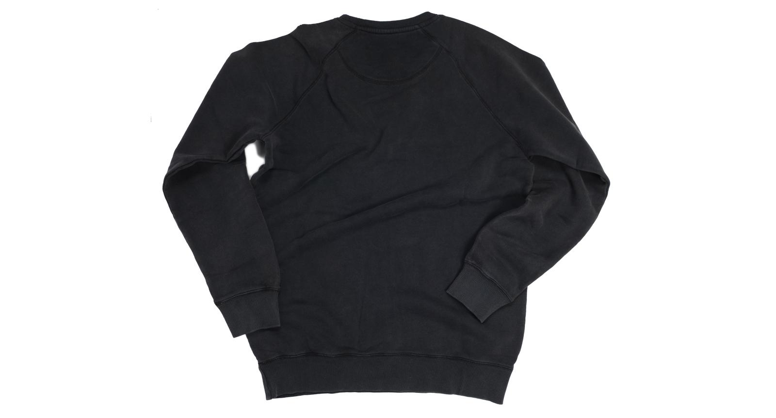 WTF Black sweatshirt.