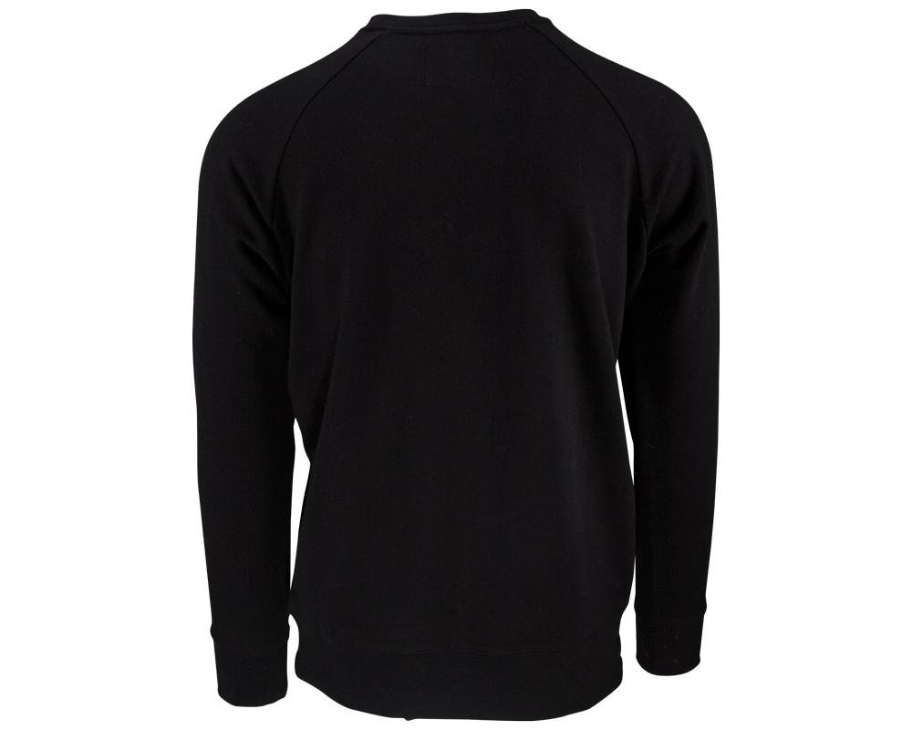 El Mirage Crewneck Sweatshirt Black.