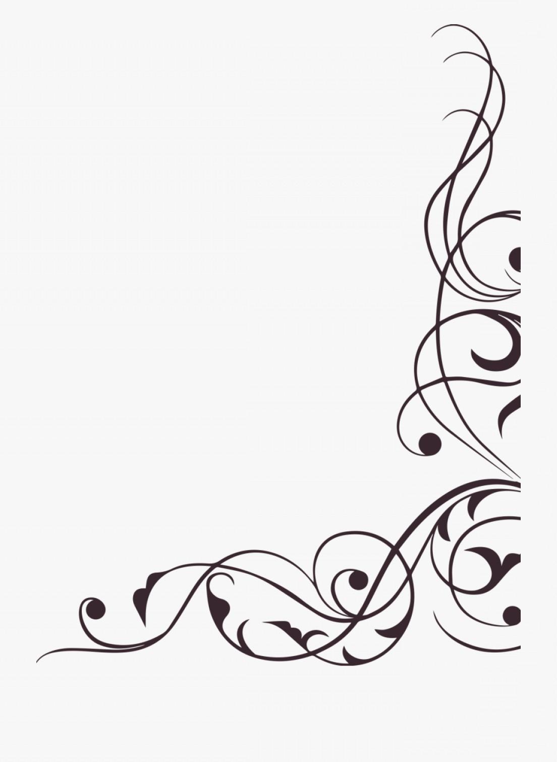 Mxwmofloral Clipart Swirl Clip Art Designs Transparent.