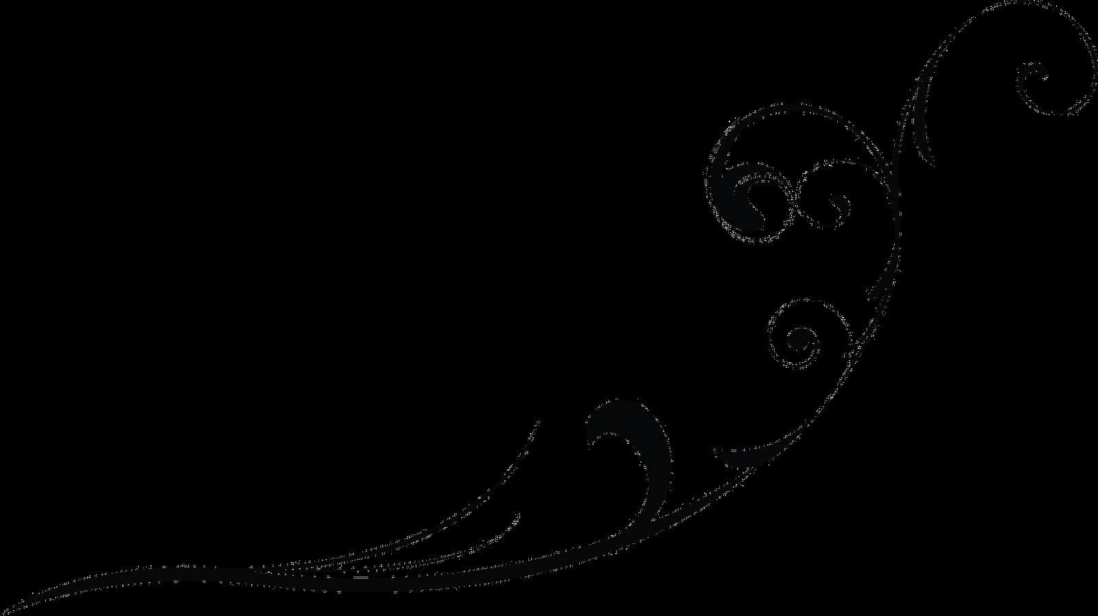 Black Swirl Designs Png #33366.