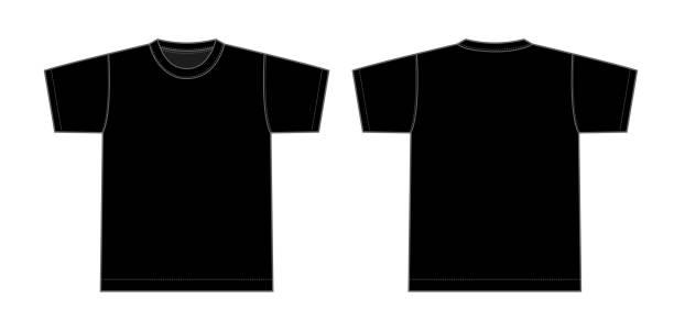 Best Black Tshirt Illustrations, Royalty.