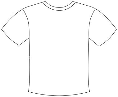 Blank Outline Template.