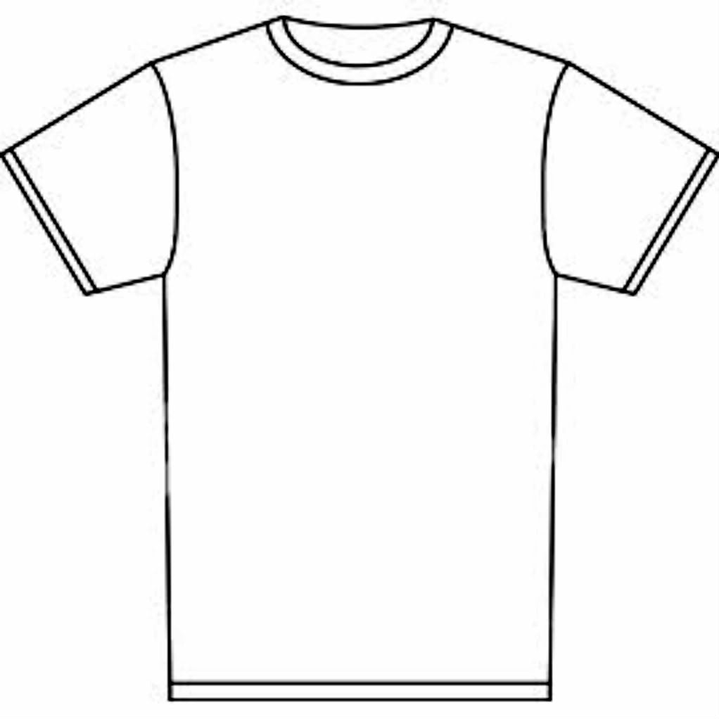 T Shirt Drawing Outline at GetDrawings.com.