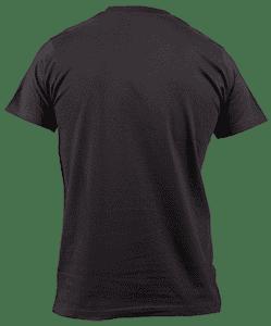Latest Black T Shirt PNG Transparent Designs 2019.