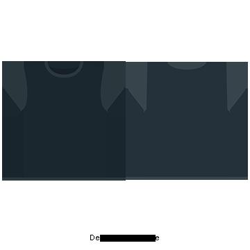 Black T Shirt PNG Images.