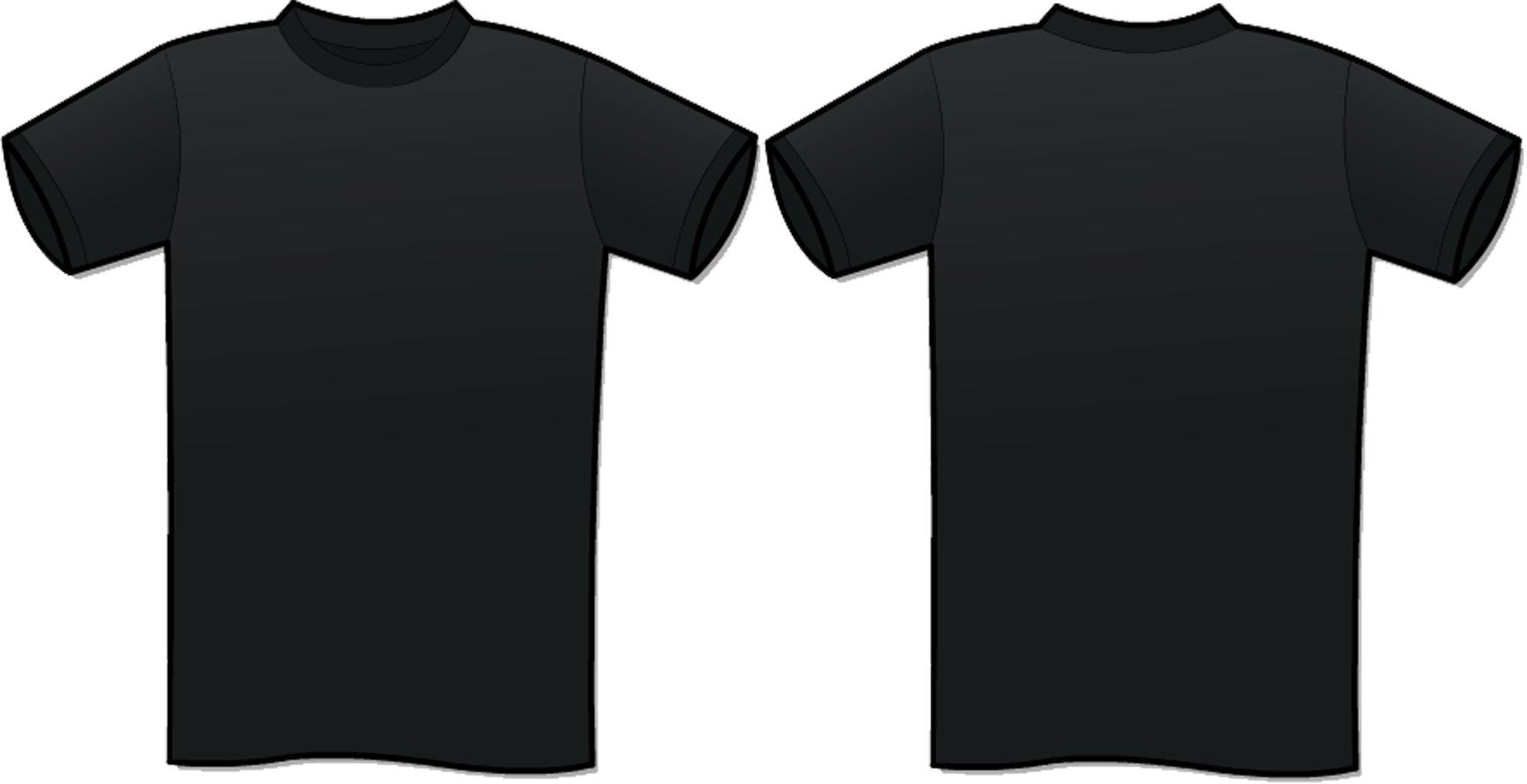 Free Tshirt Template, Download Free Clip Art, Free Clip Art.
