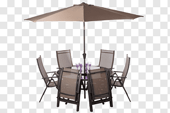 Tables And Chairs cutout PNG & clipart images.