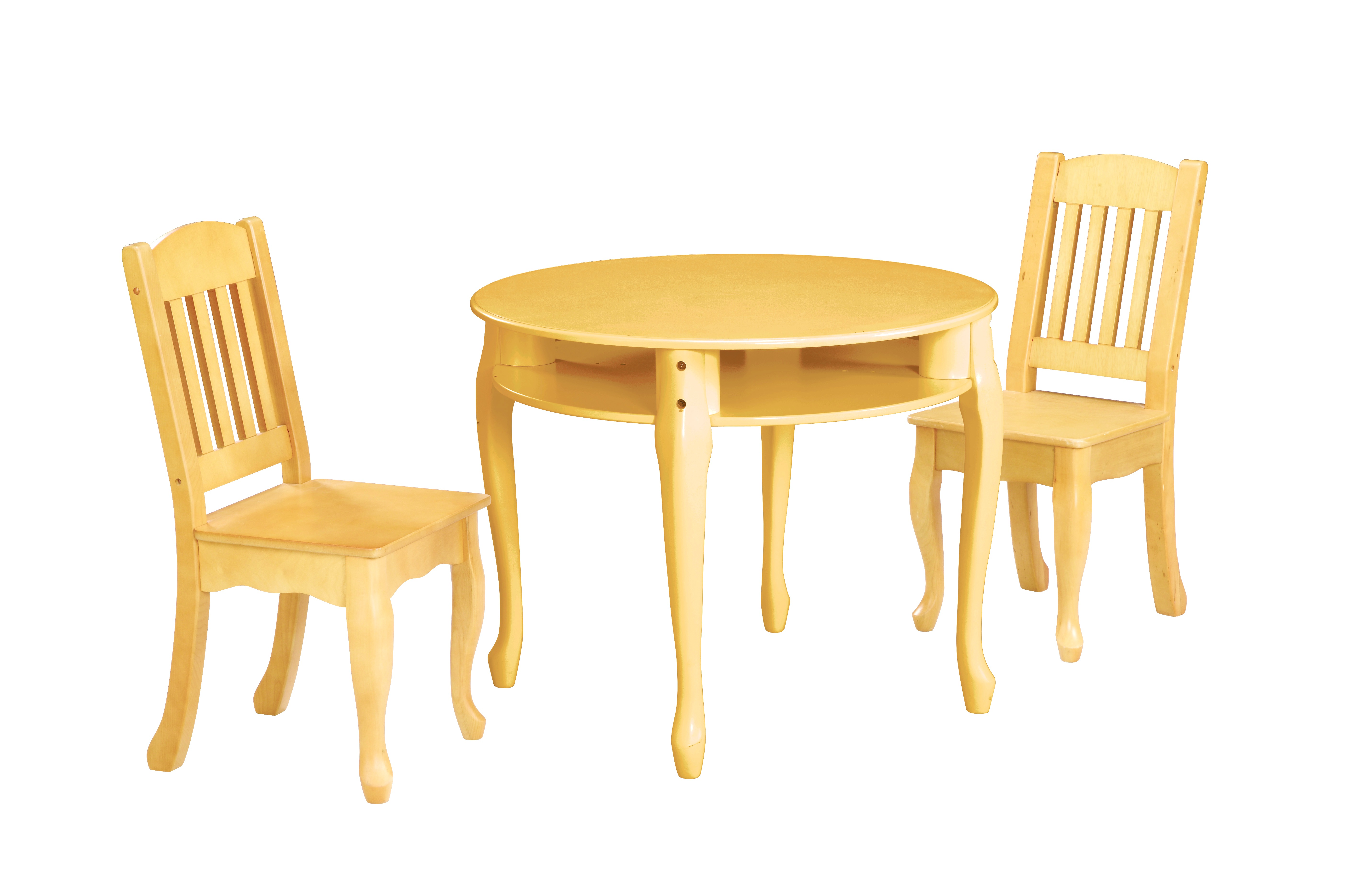 Round Table And Chairs Clipart.