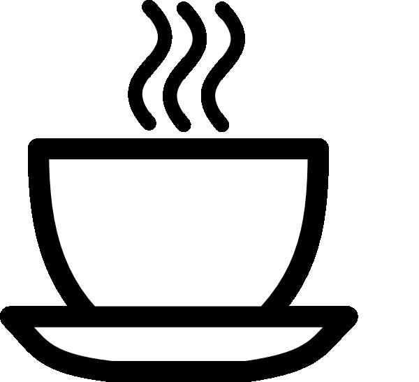 Black tea clipart.
