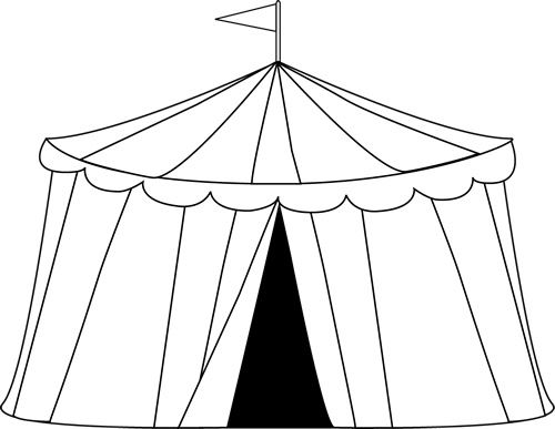 Image Of Tent.