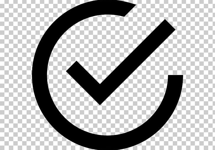 Check Mark Computer Icons Tick PNG, Clipart, Angle, Area, Black And.