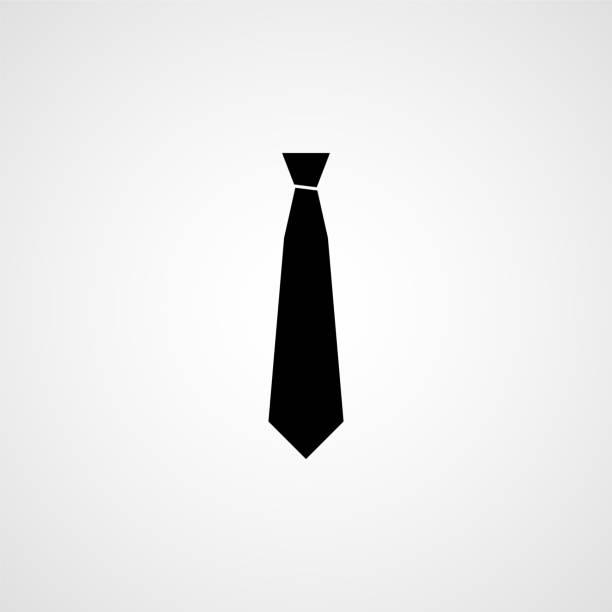 Best Necktie Illustrations, Royalty.