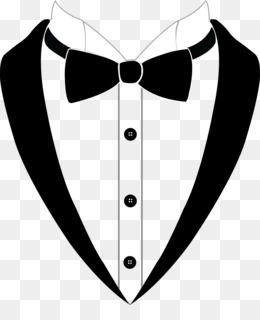 Black Tie clipart.