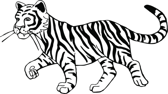 Free Tiger Cliparts Black, Download Free Clip Art, Free Clip.