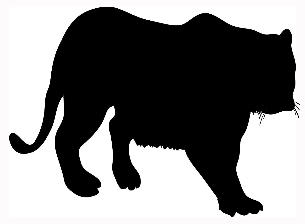 Free Tiger Cliparts Black, Download Free Clip Art, Free Clip.