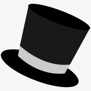 Top Hat Clipart Party.