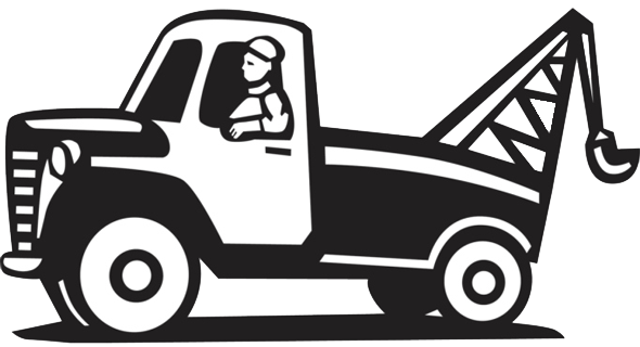 Tow Truck Clipart Png.
