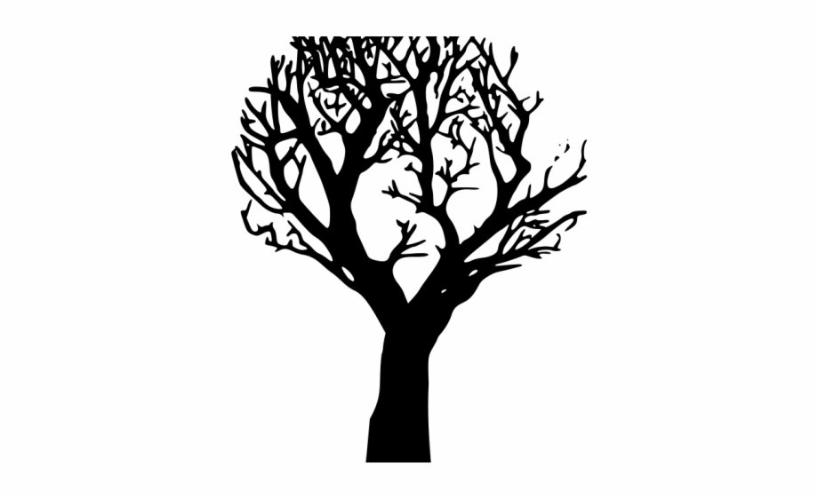 Dead Tree Clipart Simple.