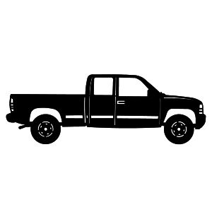Free Black Truck Cliparts, Download Free Clip Art, Free Clip Art on.