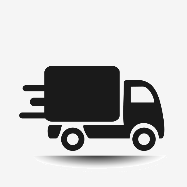 Black Truck Icon Free Illustration, Truck Icon, Transport Car, Cargo.