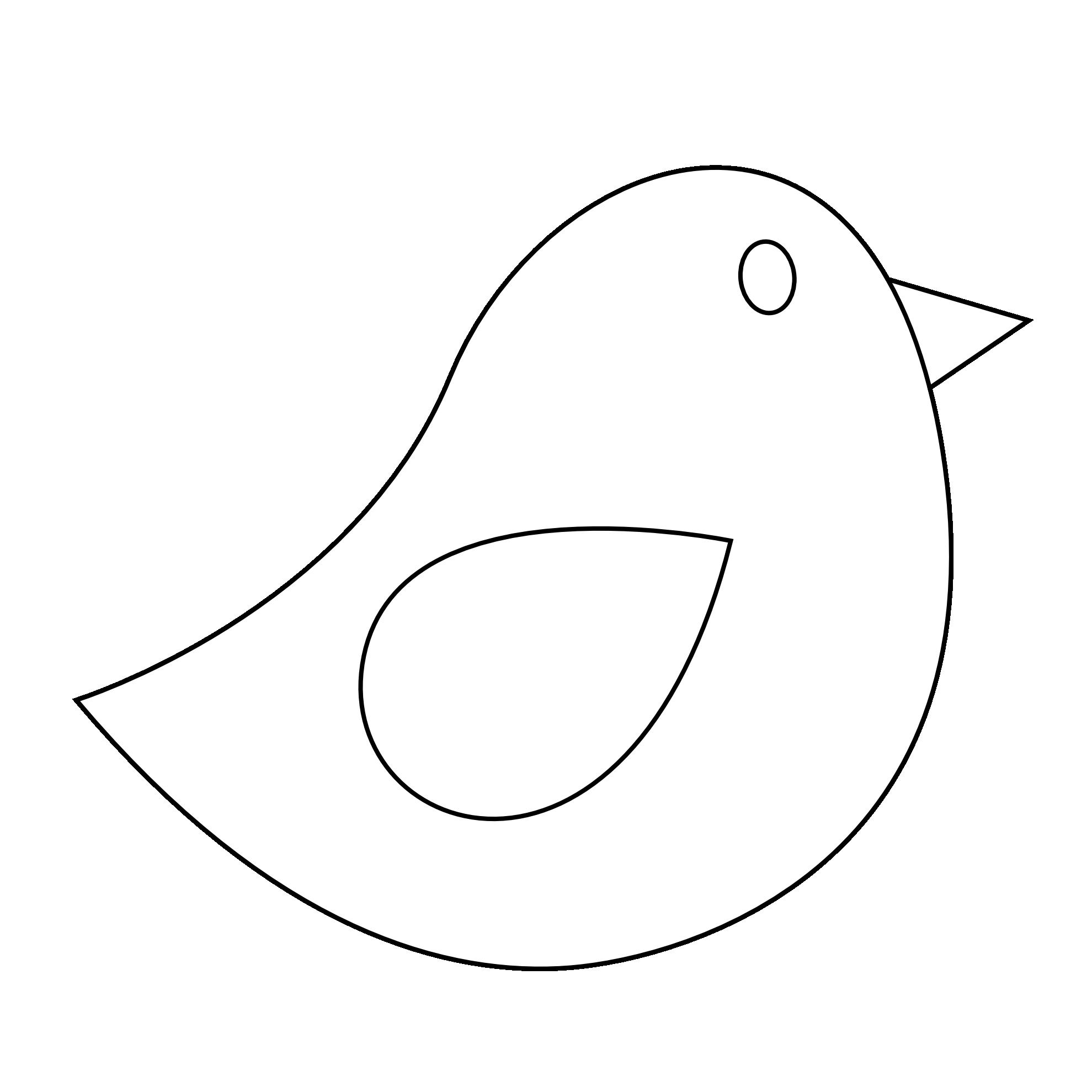 Black Twitter Clipart.