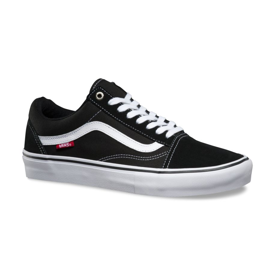 Vans Old Skool Pro Black/White.