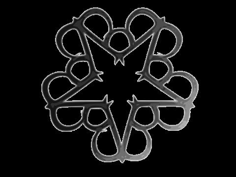 File:Black Veil Brides star logo 2.svg.