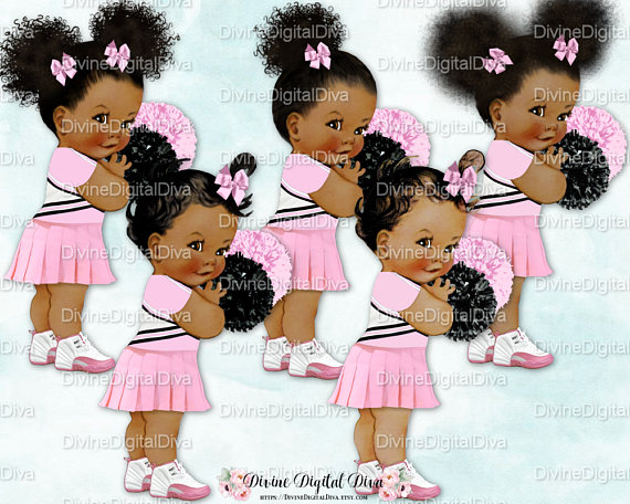 Cheerleader clipart baby, Cheerleader baby Transparent FREE.