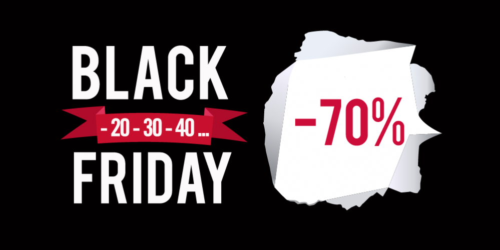 The Black Friday Week started!.