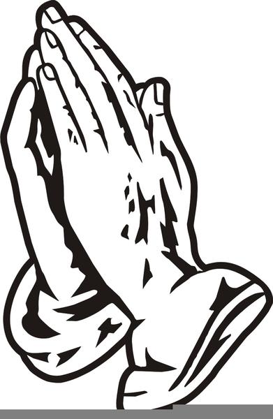 Black And White Praying Hands Png & Free Black And White Praying.