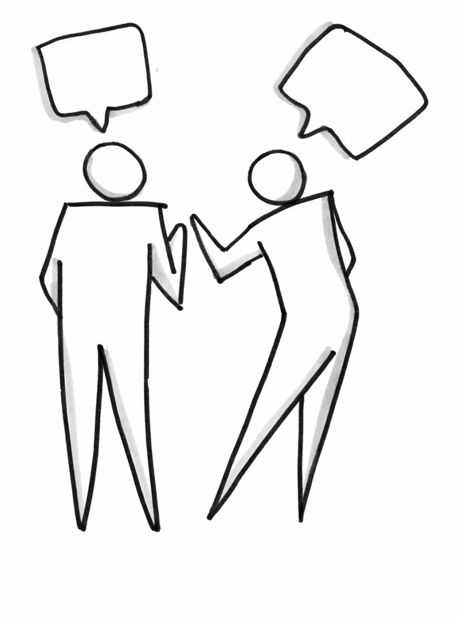 Free Talk Clipart Black And White, Download Free Clip Art.