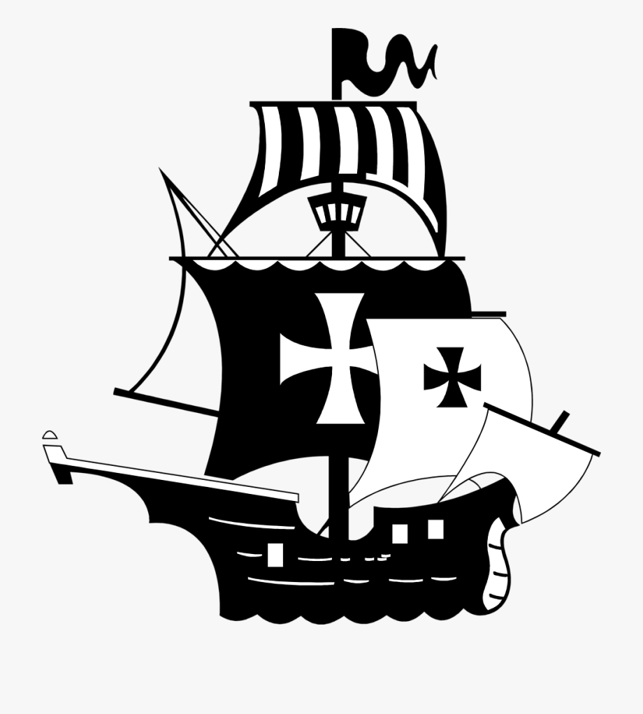 Pirate Ship Curtains , Png Download.