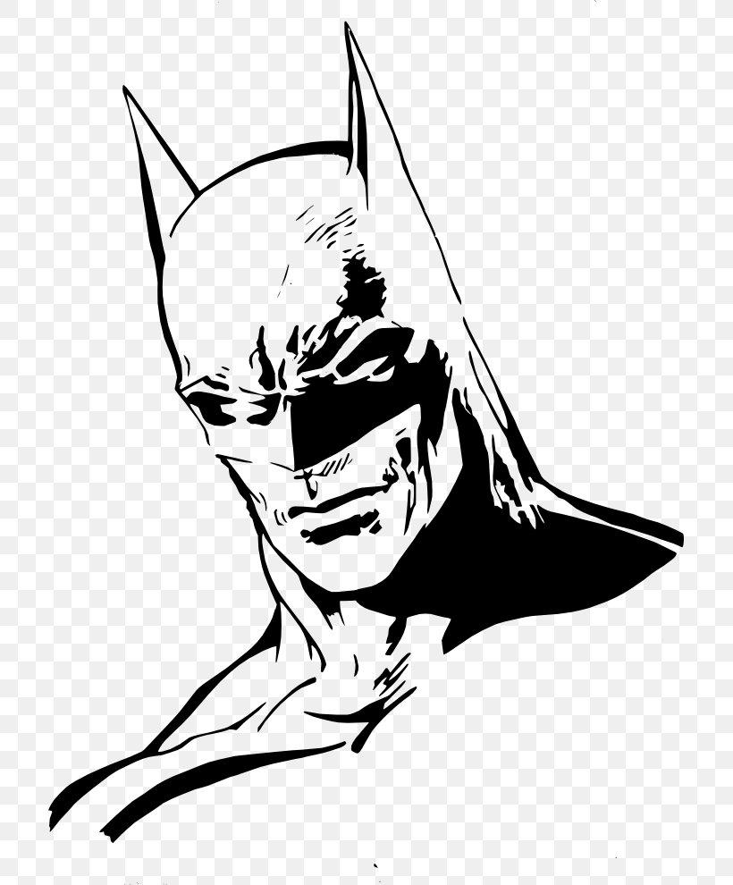 Batman Joker Stencil Art Robin, PNG, 711x990px, Batman, Art.