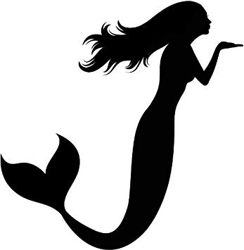 Amazon.com : Mermaid blow kiss clam tail siren ocean sea.