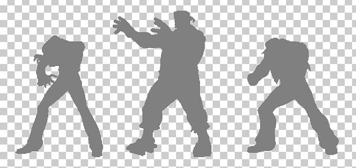 Silhouette Stepping Step Dance PNG, Clipart, Animals.