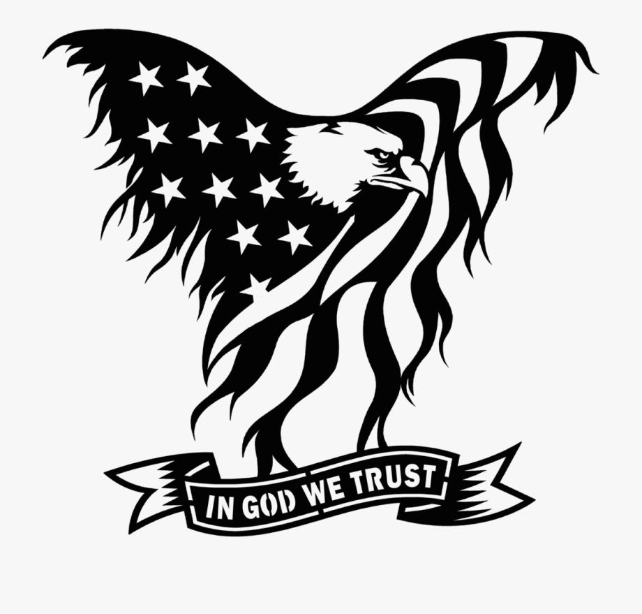 Us Flag Clipart Eagle.