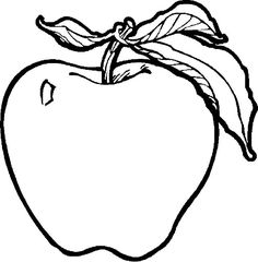 Free Black And White Fruit Clipart, Download Free Clip Art.