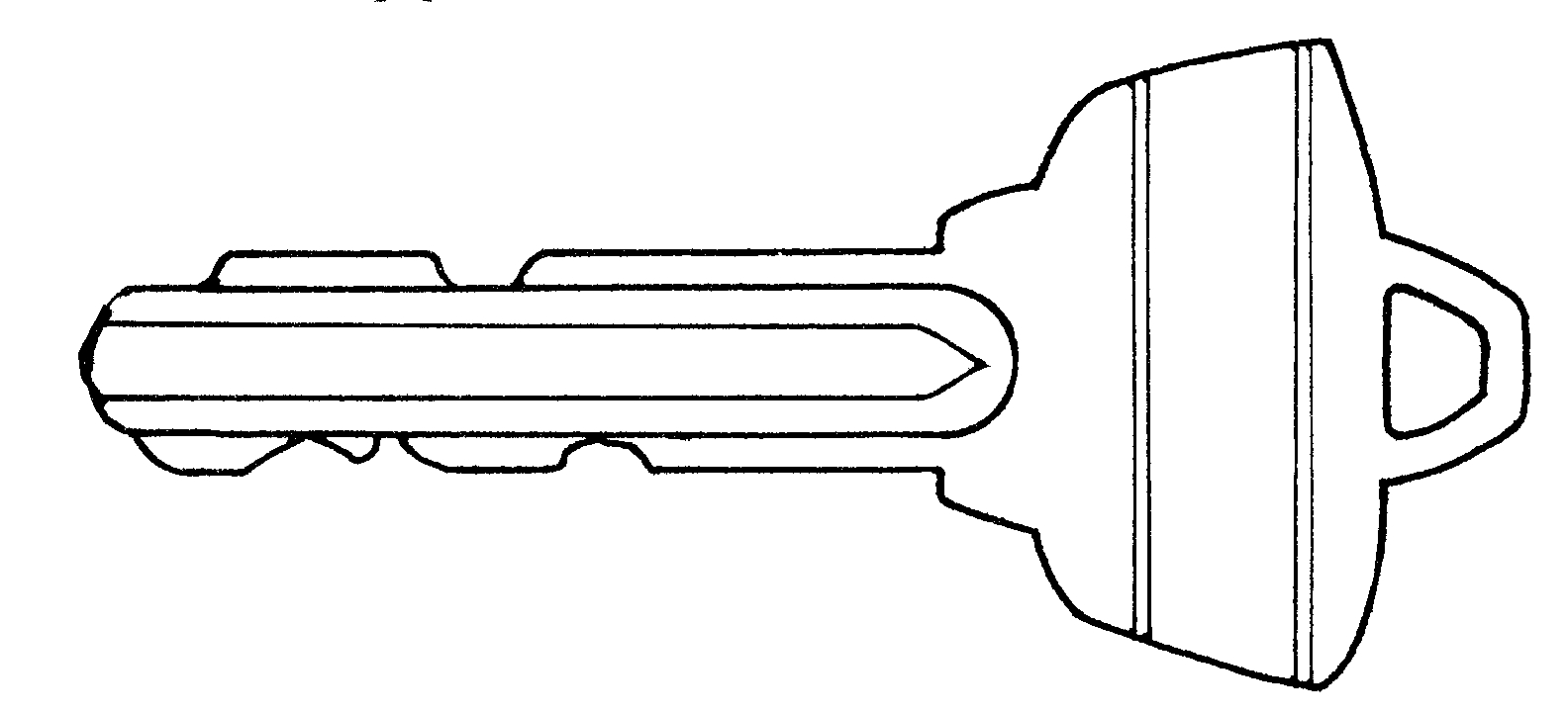 Key clipart black and white Beautiful s of key clip art.