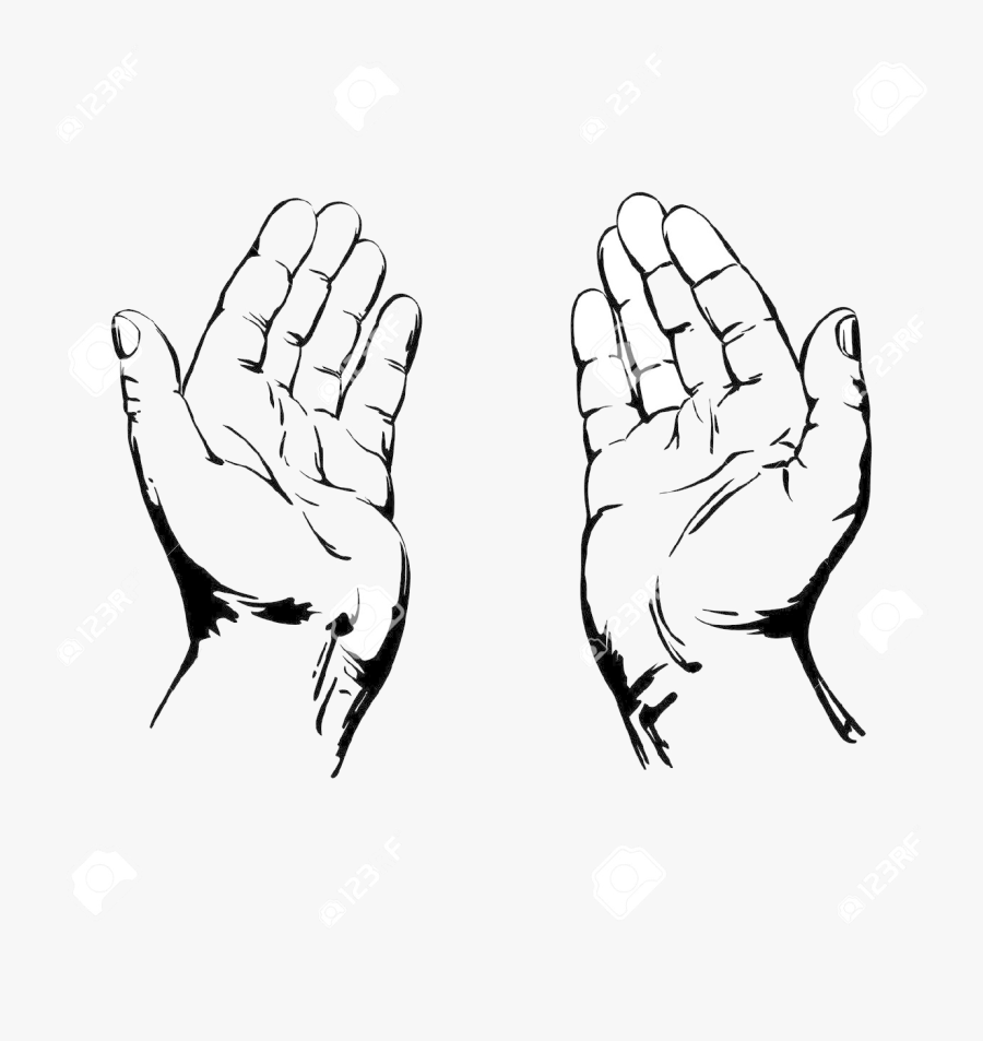 Praying Hands Clipart Transparent Png.