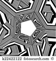 Pentagon outline Clipart and Illustration. 192 pentagon outline.