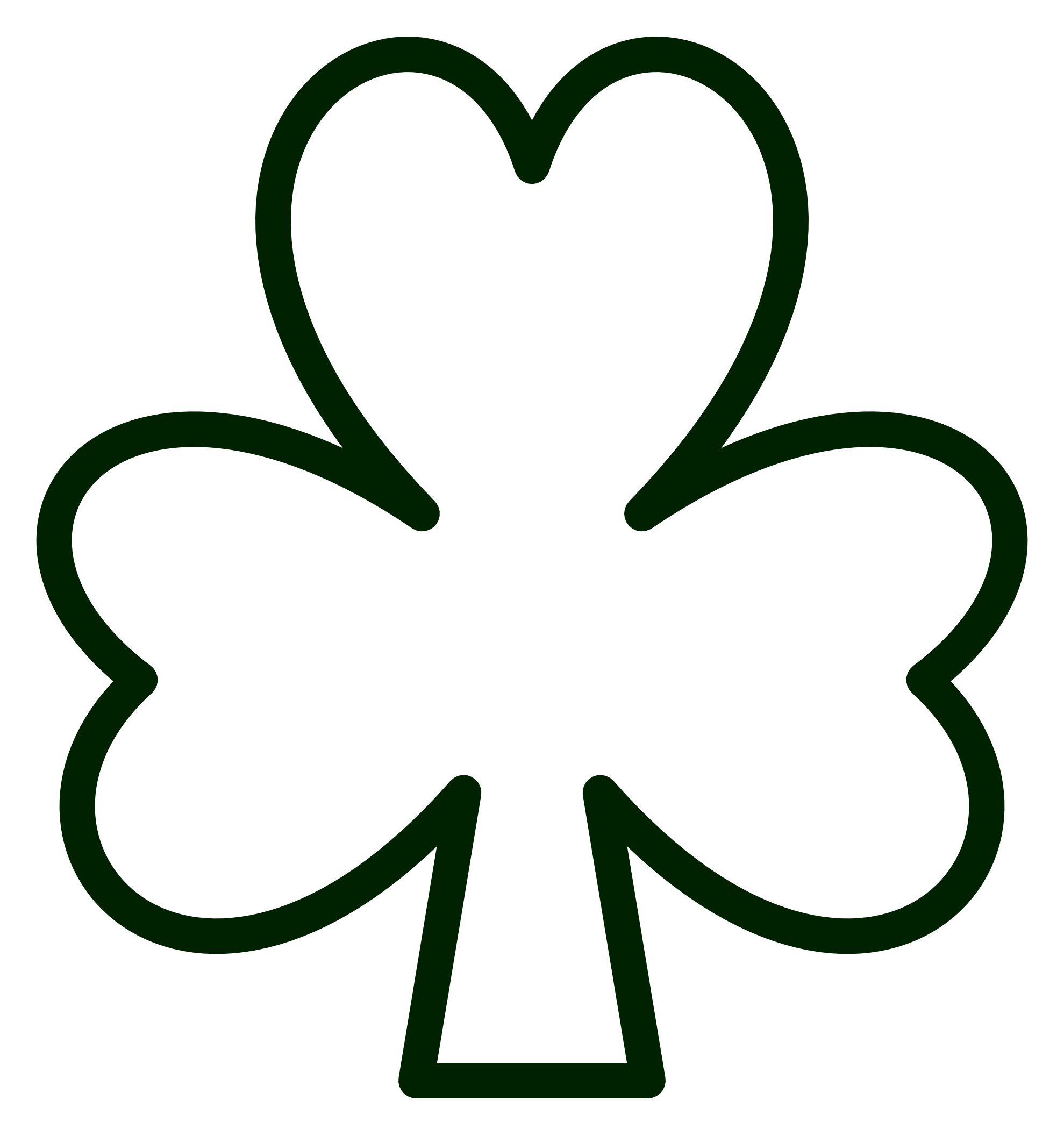 Free Shamrocks Clipart, Download Free Clip Art, Free Clip.