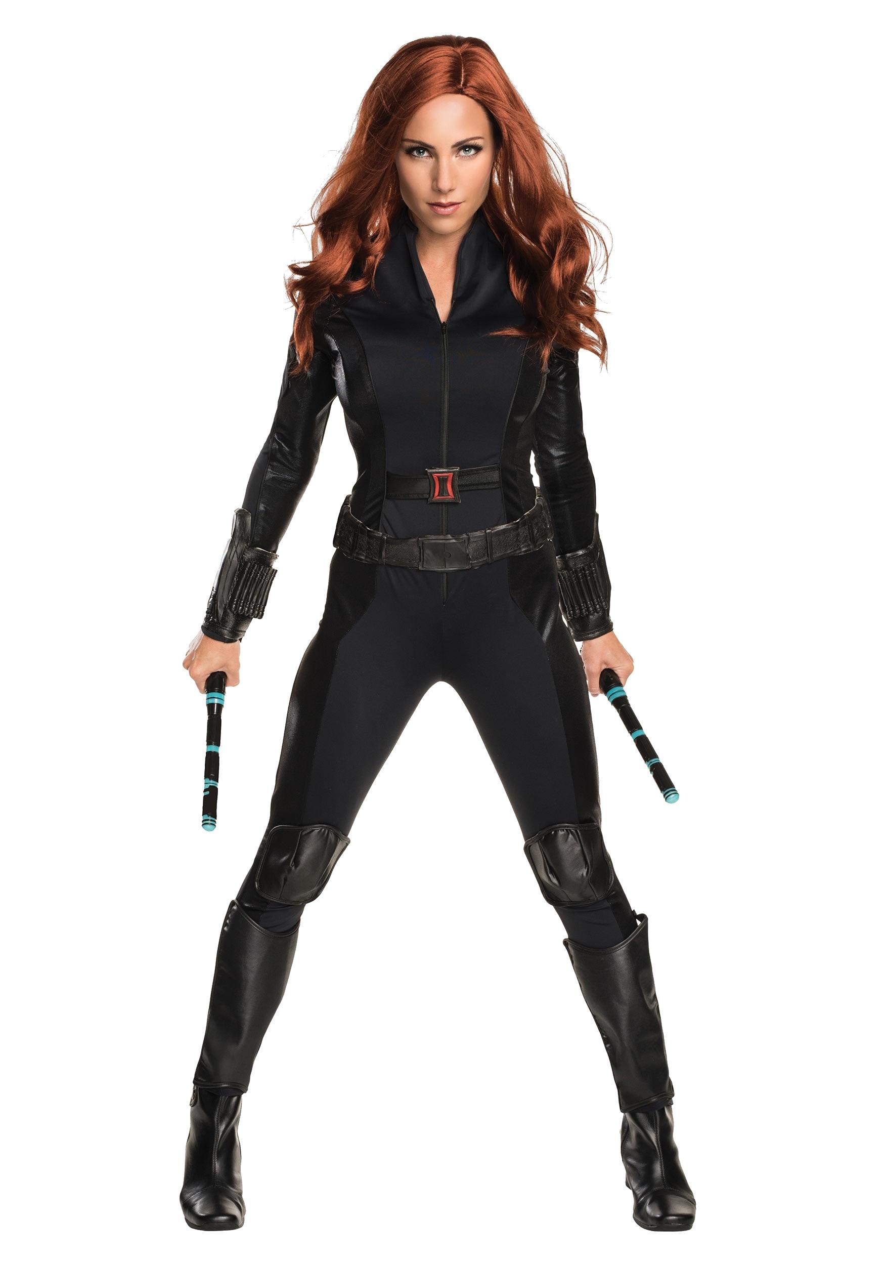 Black Widow PNG Pic.