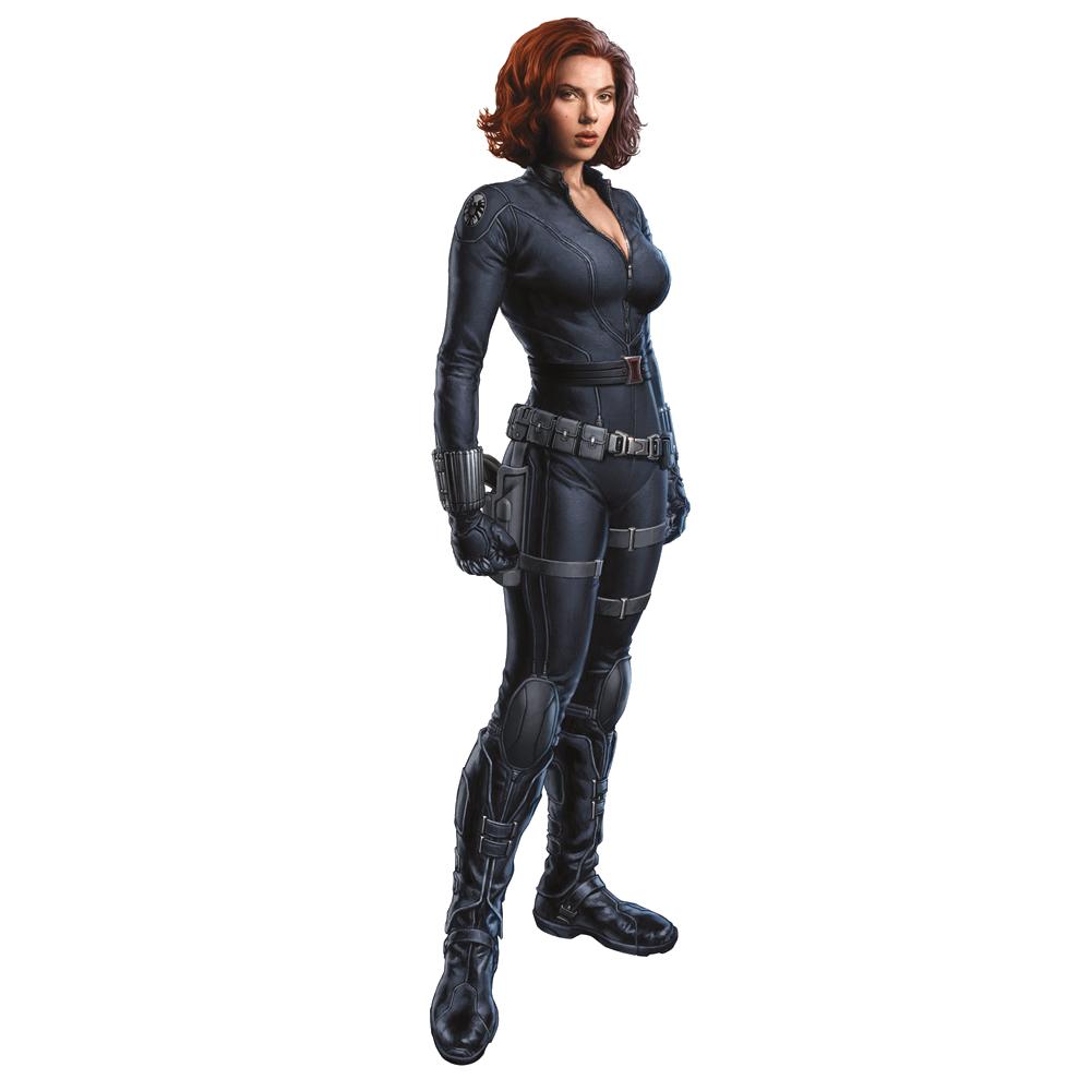 Download Black Widow PNG Photo.