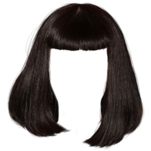 Black Wig Png (107+ images in Collection) Page 2.