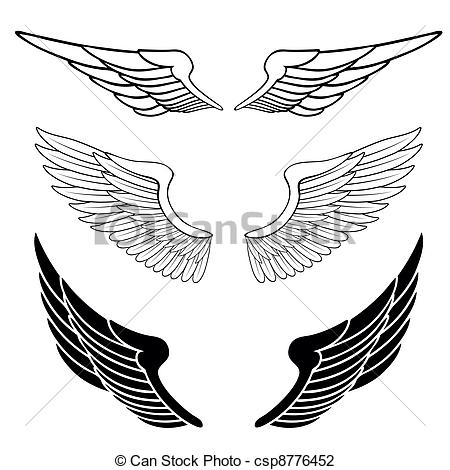 Wings Clipart and Stock Illustrations. 222,454 Wings vector EPS.
