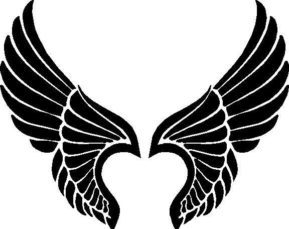 Black Wings Angel.
