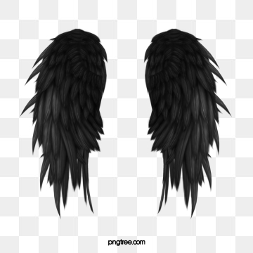 Black Wings Png, Vector, PSD, and Clipart With Transparent.